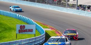Clean air reigned supreme on Sunday at Watkins Glen as Martin Truex Jr. was unable to pass Chase Elliott.