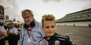Santino Ferrucci is winning over a handful of critics with his IndyCar performance this season.