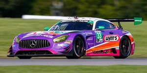 Lawson Aschenbach and Gar Robinson are moving to Riley Motorsports in the IMSA WeatherTech SportsCar Championship's GTD class for 2020.