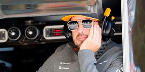 Fernando Alonso's plate for 2020 includes the Dakar Rally in January and the Indianapolis 500 in May.