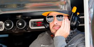 Fernando Alonso knows that his options are limited in regardto any possible return to Formula 1.
