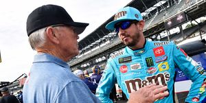 Kyle Busch is the top seed for this year's Monster Energy NASCAR Cup Series Playoffs.