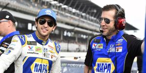 Chase Elliott and crew chief Alan Gustafson feel more than capable of winning the NASCAR Cup championship.