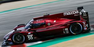 The rumor mill is already working overtime when it comes to Mazda Motorsports.