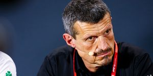 Guenther Steiner thought his driver deserved a better fate in Sochi.