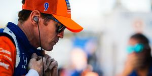 Five-time IndyCar champion Scott Dixon will tackle the Bathurst 12 Hours in February.