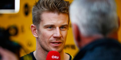 Nico Hulkenberg has yet to announce his 2020 plans.