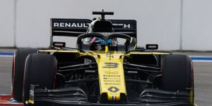 Renault enters the F1 Russian Grand Prix weekend fourth in the Constructors' Standings.