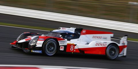 The Japanese manufacturer more or less won as it pleased on its home track, or rather the No. 8 Toyota TS050 Hybrid crewed by Kazuki Nakajima, Brendon Hartley and Sebastien Buemi did.