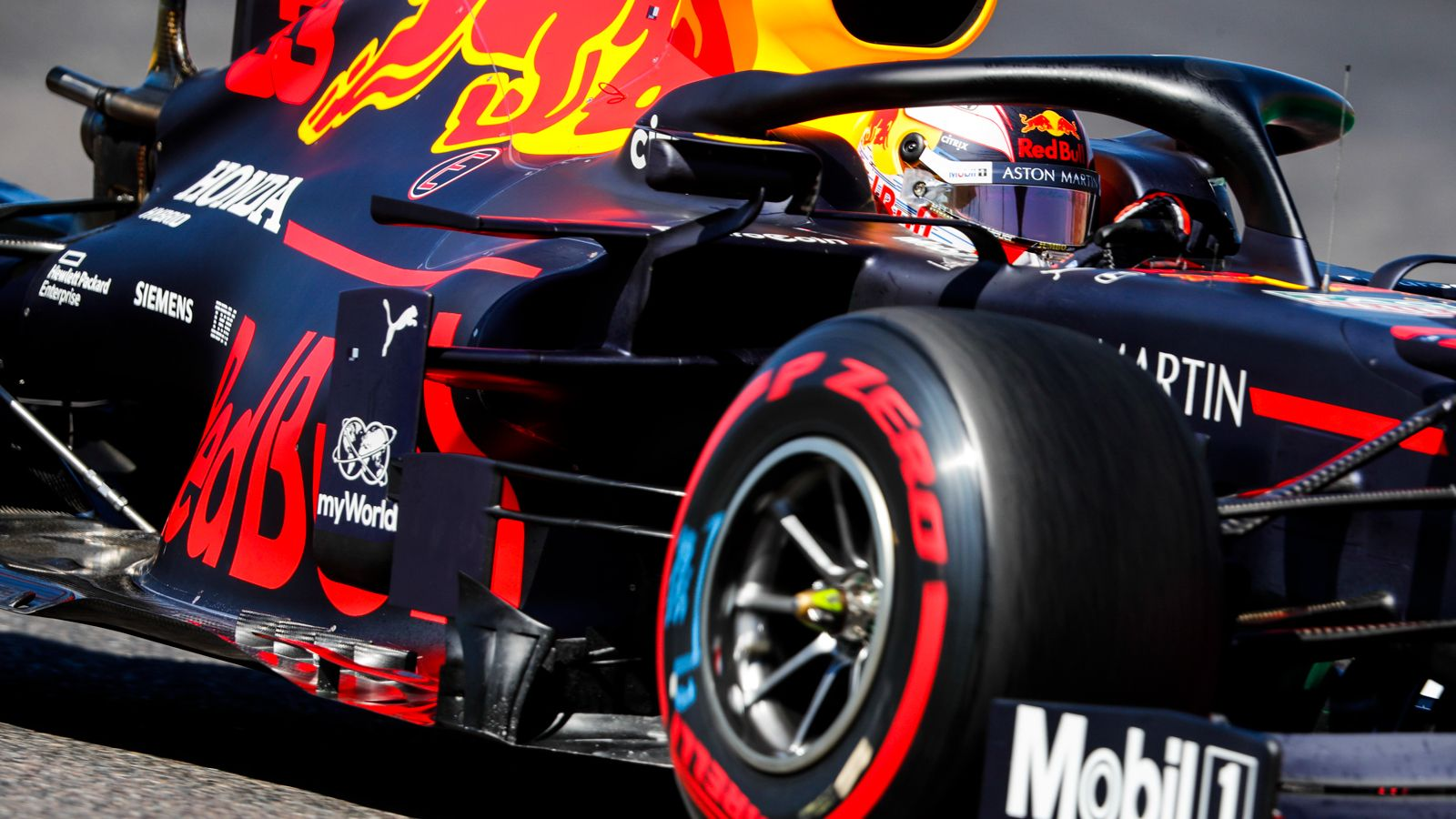 Max Verstappen Prepared To Play The Field Following The 2020 F1 Season