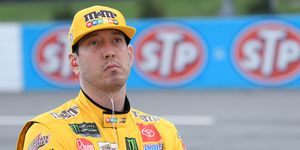 Kyle Busch will be racing in Daytona in January.