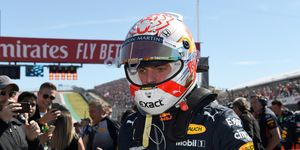 Max Verstappen is fourth in the Formula 1 driver standings heading into the F1 Brazilian Grand Prix.