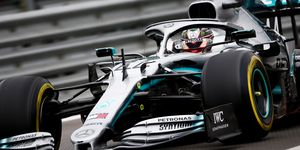 """The """"for sale"""" sign may be out at Mercedes F1."""