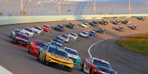 Racing at Homestead-Miami Speedway will be a Spring Break affair in 2020.