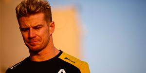 Nico Hulkenbergknows that Sunday's F1 Abu Dhabi Grand Prix could he his last ride in Formula 1.