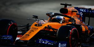 Carlos Sainz Jr. and McLaren are Formula 1's best of the rest with a fourth-place standing in the constructors' standings.