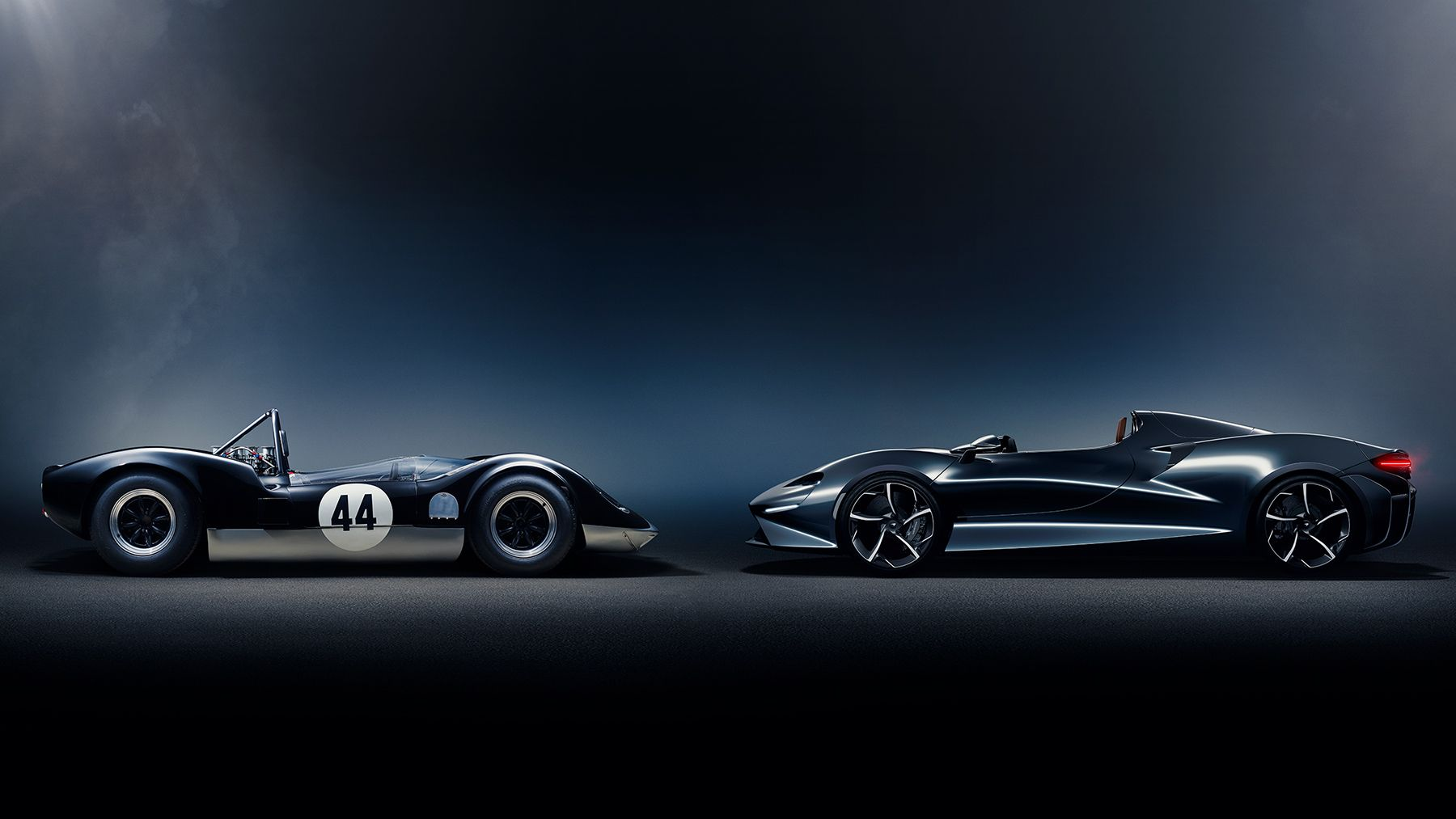 The McLaren Elva is an 804-hp road-legal homage to the glory days