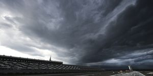IndyCar drivers are split over the topic of Pocono Raceway's compatibility with the open-wheel division.