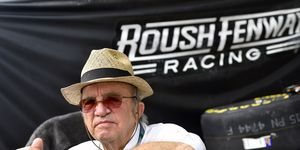 Jack Roush has 137 race wins and eight titles have come in NASCAR's top touring divisions.