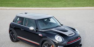 2019 Mini John Cooper Works Knights Edition extra black and stealthy