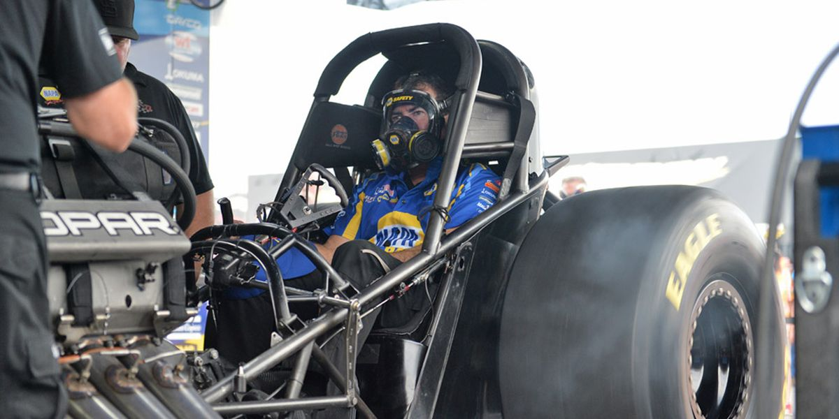 Autoweek NHRA insider Ron Capps' blog: Which way to the first tee?