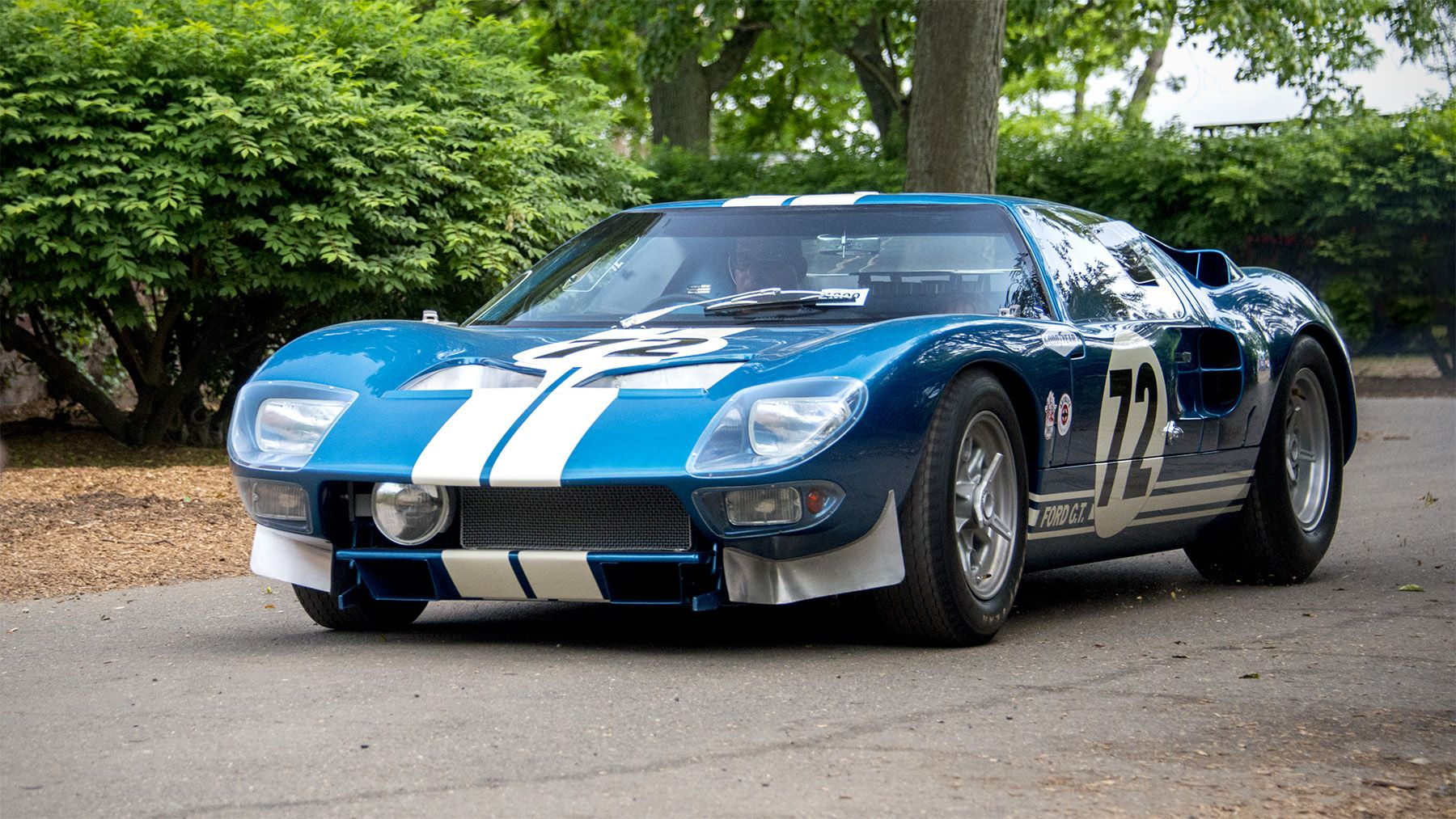 1964 Ford Gt40 Prototype History How Carroll Shelby And Ford Put