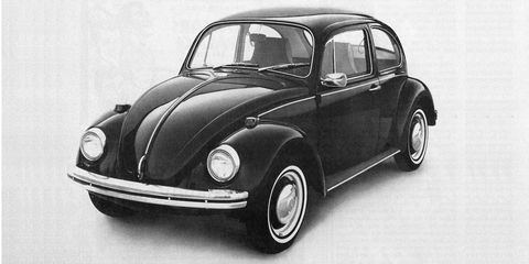 You could buy a new Chevy Nova for $2,315 in 1969… or a Beetle for $1,799.