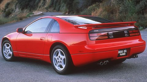 the 300zx of this generation had a lukewarm roll out due to a recession and a lot of these cars simply didnt make it out of the 1990s