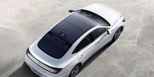 Hyundai says we'll get more news on the Sonata Hybrid near the end of this year.