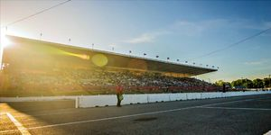 Fairgrounds Speedway Nashville remains a hot topic in the NASCAR community.