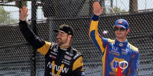 James Hinchcliffe and Alexander Rossi will race in the Bathurst 1000 in an Andretti wildcard entry.