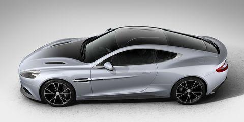 Aston Martin Vanquish Tooling And Ip Sale Deal Falls Through