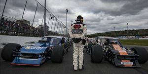 The NASCAR Modified Tour will be a featured division of NBC Sports Gold TrackPass.