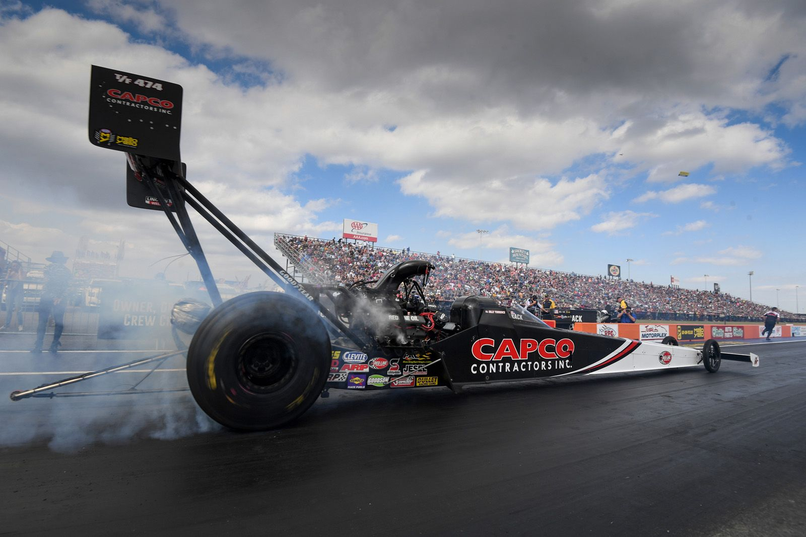 Nhra Fallnationals Sunday Results Updated Standings From Texas