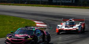 Acura can wrap up titles in DPi and GTD classes on Saturday at Road Atlanta.