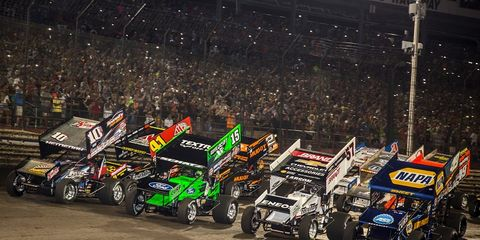 This week features the prestigious Knoxville Nationals Sprint Car spectacular.