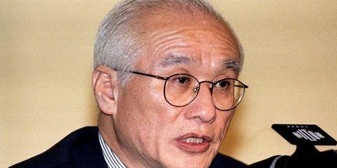 Kim Woo-choong, 1936-2019