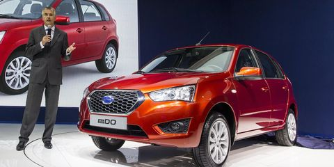 Nissan brought back the Datsun brand for markets like Russia, India and Indonesia.