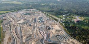 Hermann Tilke wants his Igora Drive Circuit to host Formula 1.