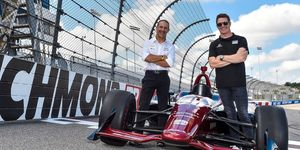 Tony Kanaanand Scott Dixon expect compelling racing when IndyCar returns to Richmond in 2020.