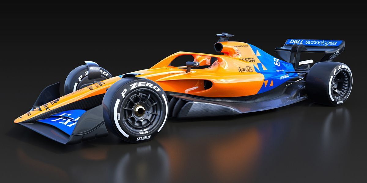 Check Out The New Look Cars Budget Cap Confirmed For 2021 F1 Season