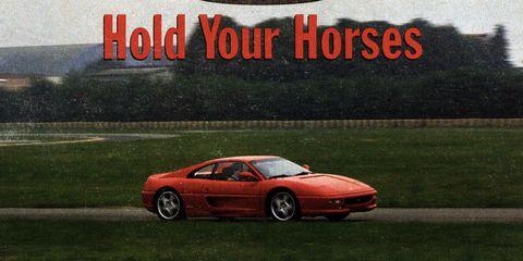 Land vehicle, Vehicle, Car, Supercar, Sports car, Ferrari f355, Performance car, Coupé, Race car,