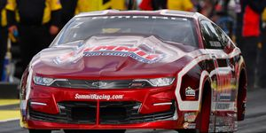 Greg Anderson and the NHRA Pro Stock class will race 18 times in 2020, including stops at Houston, Atlanta, Topeka, Bristol and Epping.