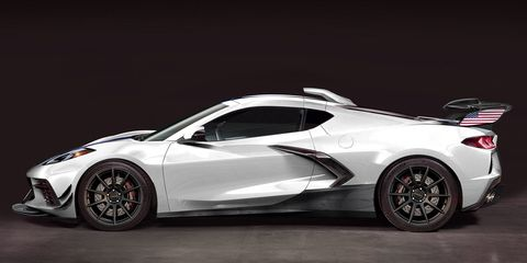 Hennessey Performance will offer a bunch of upgrades for the C8 Corvette.