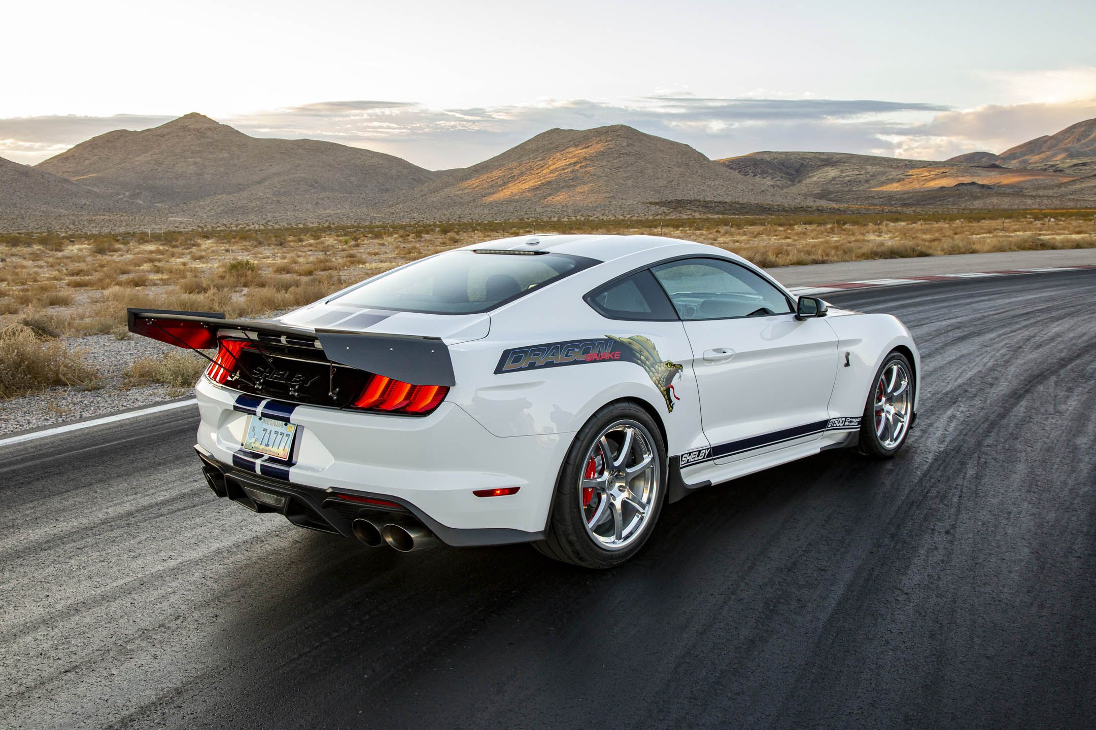 On The Heels Of Its New Gt500 Shelby Is Trotting Monster Mustang F 150 Concepts Out For Sema