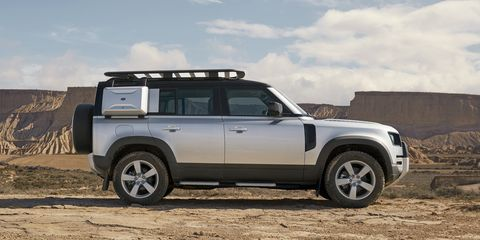 An entry-level Land Rover is expected to be a five-door model.