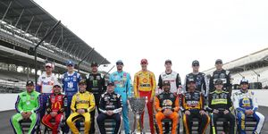 These are the 16 drivers who will race for the 2019 Monster Energy NASCAR Cup Series championship.