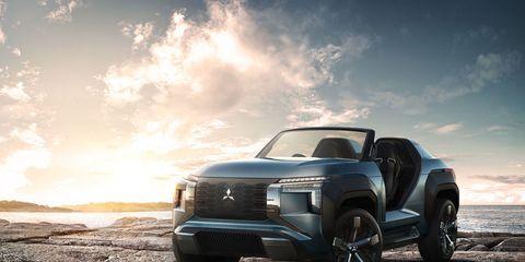 Land vehicle, Vehicle, Car, Automotive design, Automotive tire, Tire, Off-roading, Landscape, Automotive exterior, Bumper,