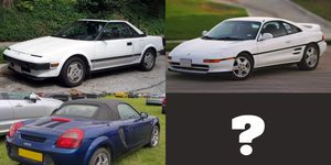A new Toyota MR2 could be on the horizon.