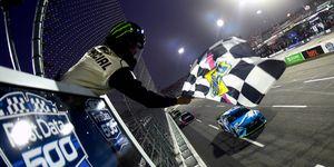Martin Truex Jr. has now won 3 short track races this season.